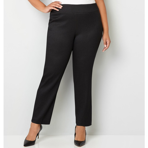 Diamond Super Stretch Pull-On Pant with Tummy Control
