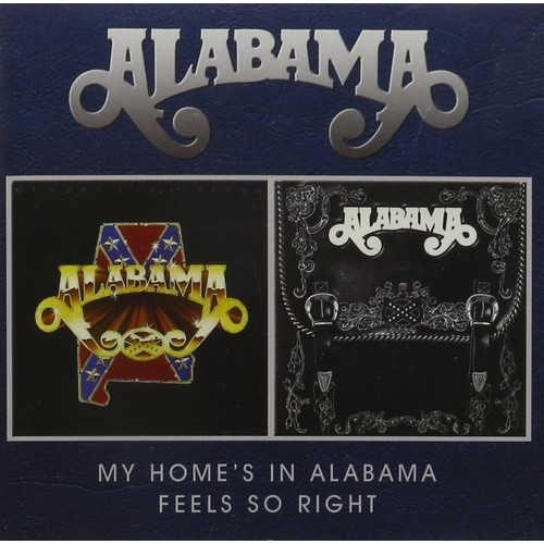 My Home's N Alabama / Feels So Right