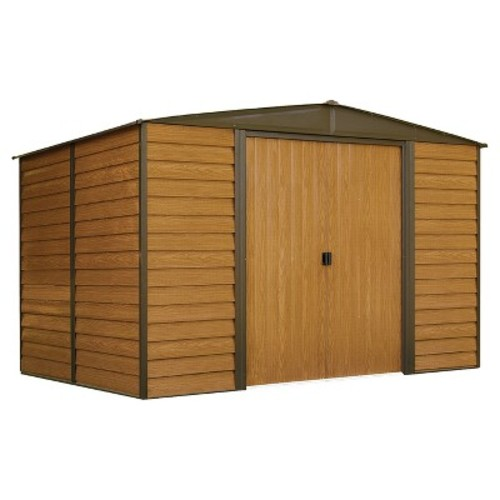 Arrow Woodridge 10 ft. x 8 ft. Metal Storage Building