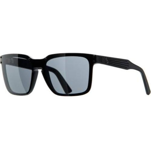 Dragon Mansfield Sunglasses Matte Black/Grey, One Size