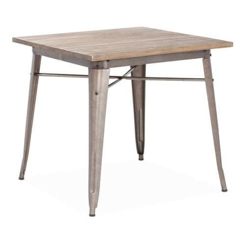 Zuo Modern Titus Dining Table Titus Elm Dining Table