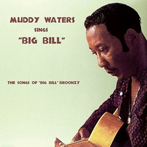Muddy Waters - Sings Big Bill Broonzy (CD)