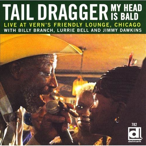 My Head Is Bald: Live at Vern's Friendly Lounge [CD]