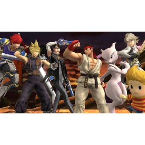 Super SmashBros All-in-One Fighter - Nintendo 3DS - Email Delivery