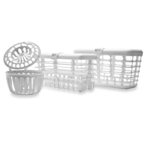 Infant and Toddler Dishwasher Basket Combo Pack by Prince Lionheart