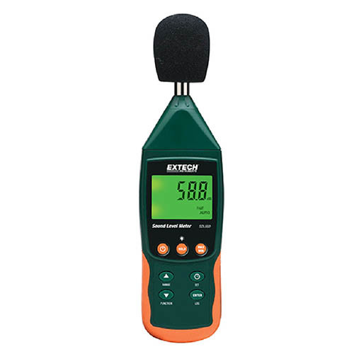 Extech Instruments Data Logging Sound Level Meter with SD Card