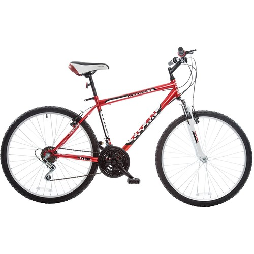 Titan Men's Pathfinder Mountain Bike