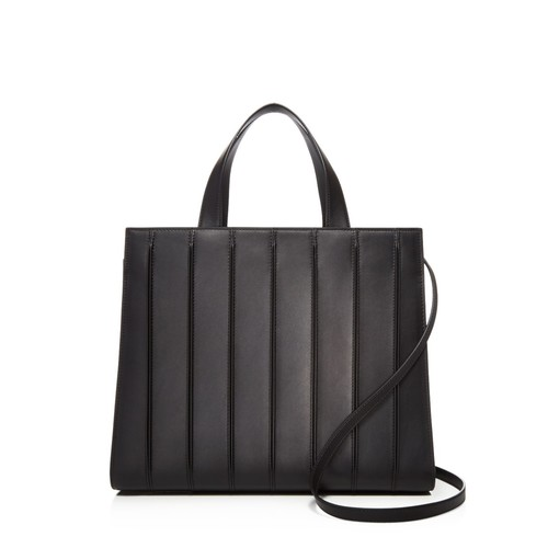MAX MARA The Whitney Large Leather Satchel