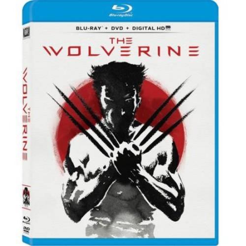 The Wolverine (Blu-ray + DVD + Digital Copy)