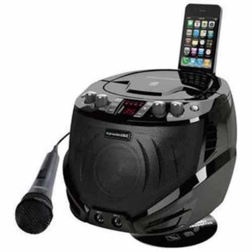 DOK Solutions GQ262 Portable Karaoke CDG Player