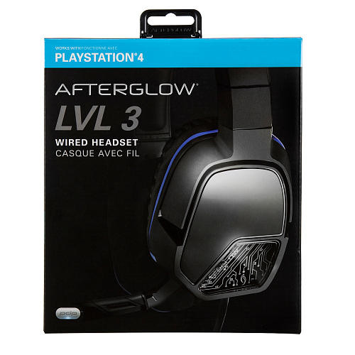 Afterglow LVL 3 Headset for Sony PS4