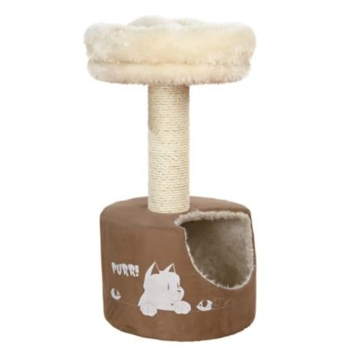 Trixie Pet Products Elisa Cat Condo and Scratching Post
