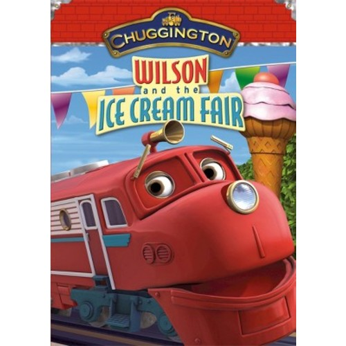 Chuggington: Wilson & The Ice Cream Fair (DVD)