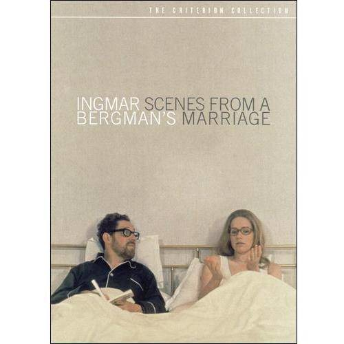 Scenes from a Marriage [Criterion Collection] [3 Discs] [DVD] [1974]