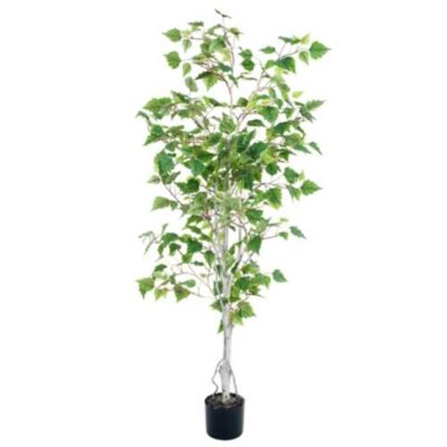 Julian 5 Foot Birch Artificial Tree (50-10014-J)