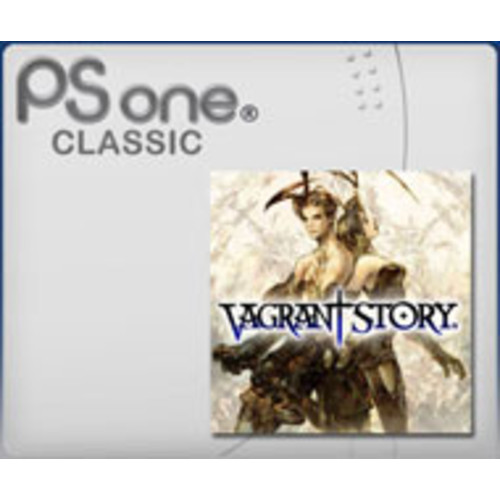 Sony Computer Entertainment Vagrant Story [Digital]