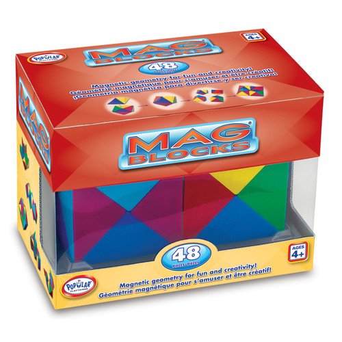 Mag Blocks 48 Piece Set