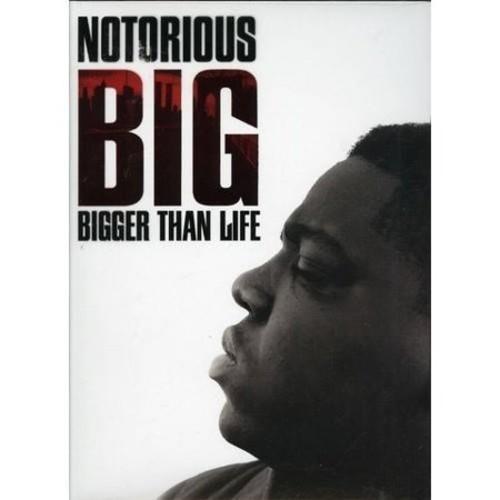 Notorious Big: Bigger Than Life [DVD] [2007]