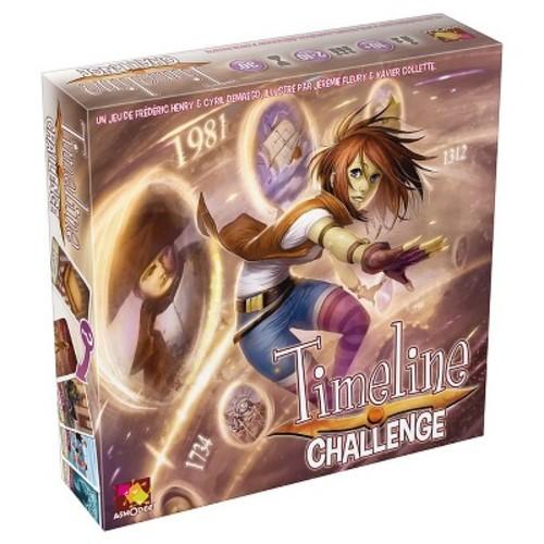 Asmodee Timeline Challenge Board Games