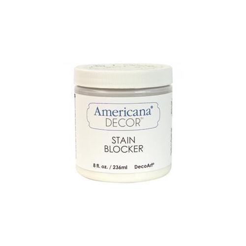 Americana Decor Stain Blocker/Sealer 8oz-Clear