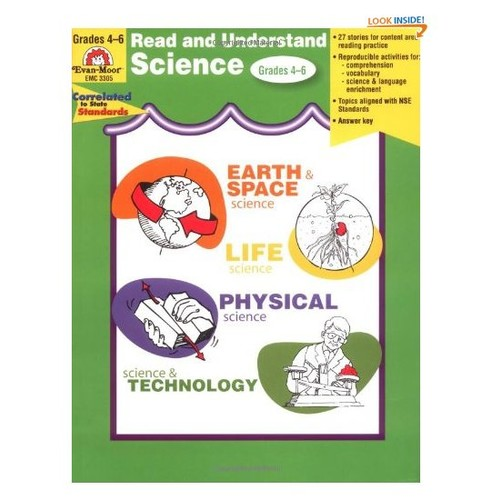 Read and Understand Science, Grades 4-6+