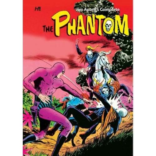 Jim Aparo's Complete Charlton Comics : The Phantom (Hardcover)