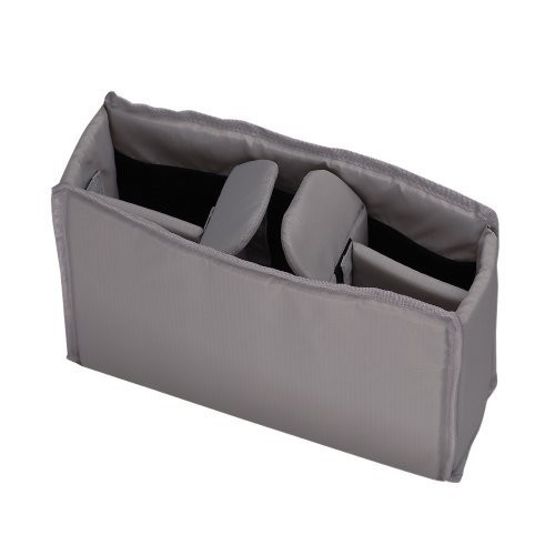 Tenba Removable Photo Insert Messenger Bag [Gray]