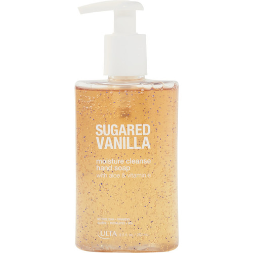 Sugared Vanilla Moisture Gel Hand Soap