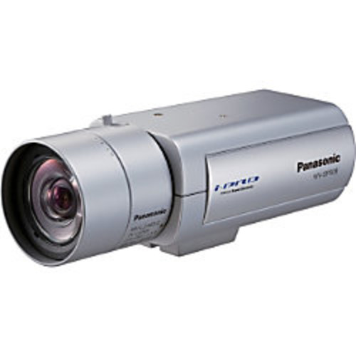 Panasonic i-PRO SmartHD WV-SP508 Network Camera - Color, Monochrome