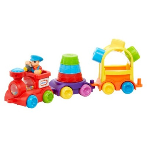 Little Tikes 3-in-1 Sort & Stack Train