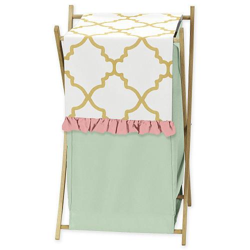 Sweet Jojo Design Ava Collection Laundry Hamper