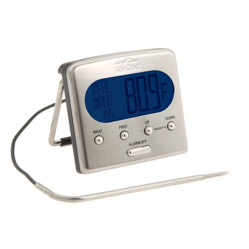 Stainless Steel Oven Probe Thermometer