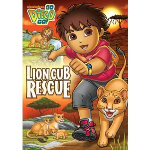 Go Diego Go: Lion Cub Rescue (Full Frame)