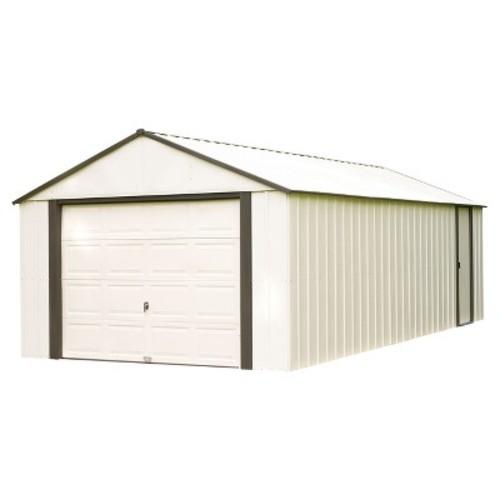 Arrow Murryhill 12' x 17' Vinyl-coated Steel Storage Building