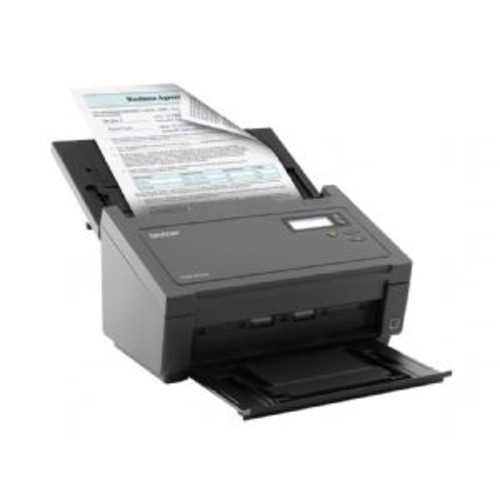 Brother PDS-5000 - Document scanner - Duplex - 600 dpi x 600 dpi - up to 60 ppm (mono) / up to 60 ppm (color) - ADF ( 100 sheets ) - up to 6000 scans per day - USB 3.0