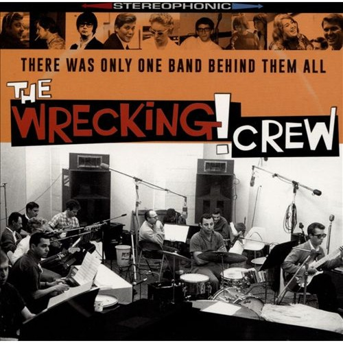 The Wrecking Crew [CD]