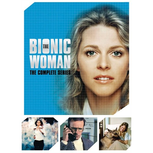 Bionic Woman: The Complete Series [14 Discs] [DVD]
