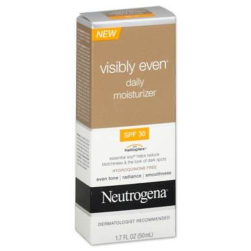Neutrogena Visibly Even 1.7 oz. Daily Moisturizer Broad Spectrum SPF 30