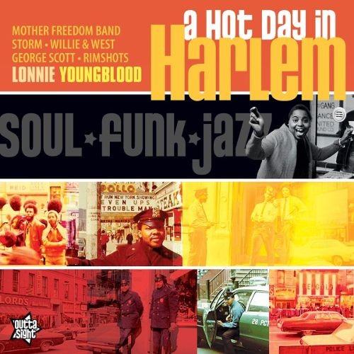 Hot Day in Harlem [CD]