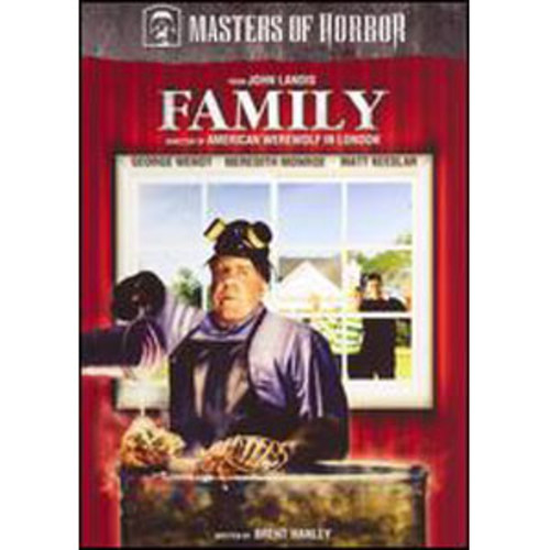 Masters of Horror: Family WSE DD5.1/DDS2.0