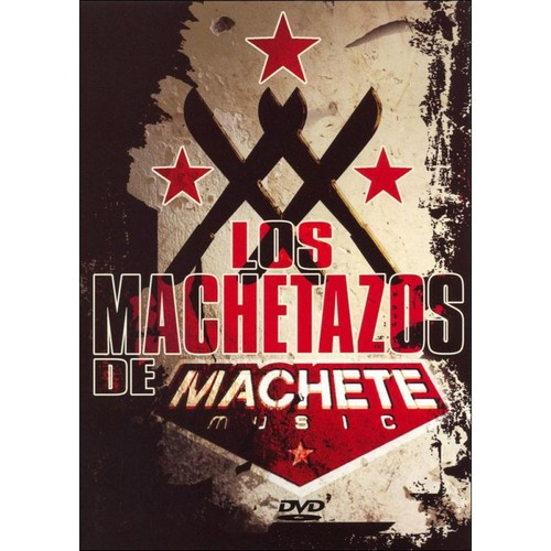 Los Machetazos de Machete Music [DVD]