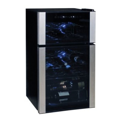 Koolatron 29-Bottle Dual Zone Wine Cellar