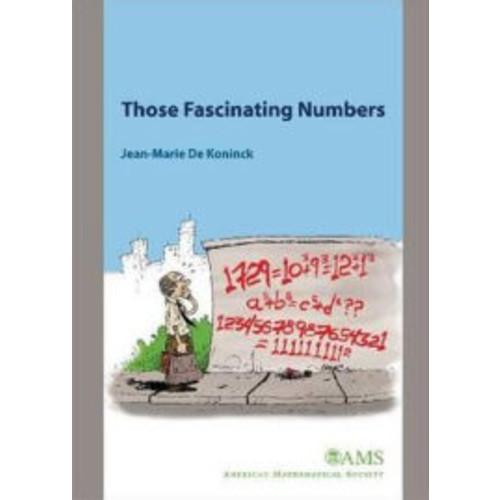 Those Fascinating Numbers