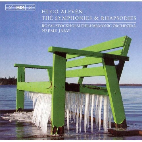 Symphonies & Rhapsodies (Box) - CD