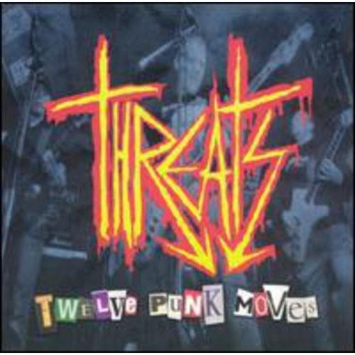 Twelve Punk Moves [CD]