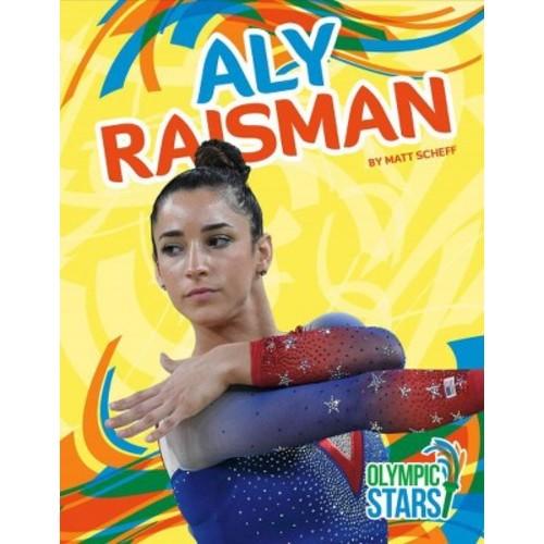Aly Raisman (Library) (Matt Scheff)