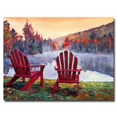 Trademark Fine Art 'Vermont Romance' 24