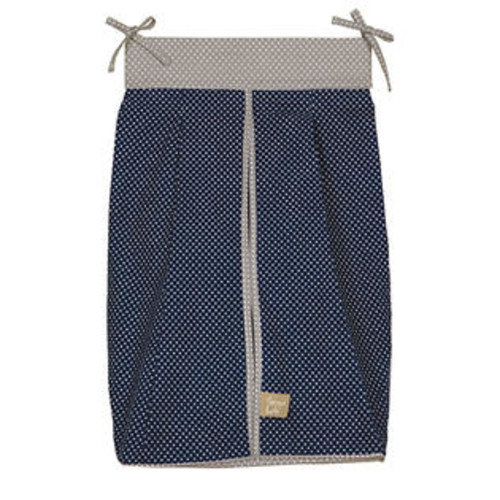Trend Lab Perfectly Preppy - Diaper Stacker