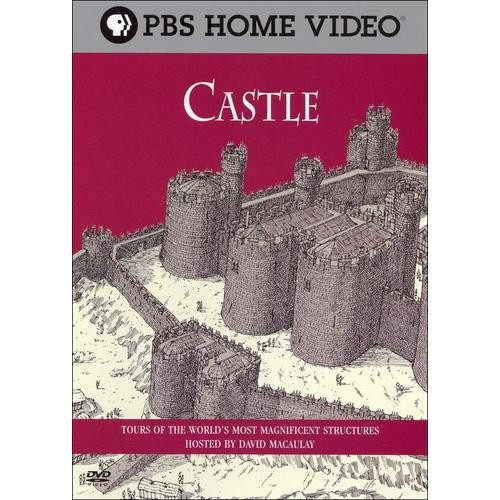 David Macaulay's World of Ancient Engineering: Castle [DVD] [2000]