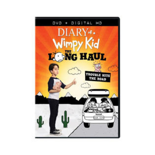 20th Century Fox Diary of a Wimpy Kid: The Long Haul DVD (DVD/Digital HD)